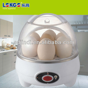 With CE cook 7 eggs a time egg boiler