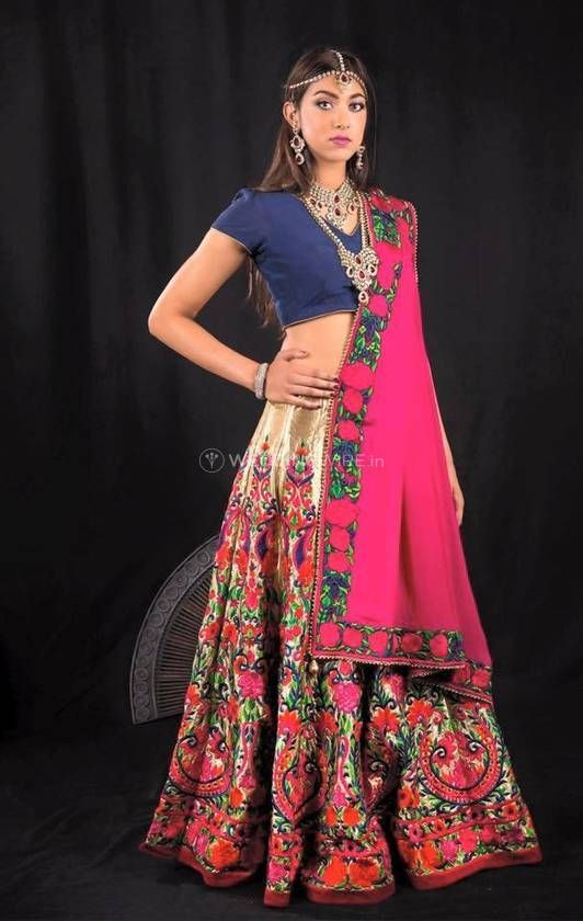 Lehengas, Sarees, Suits, Anarkalis, Gowns