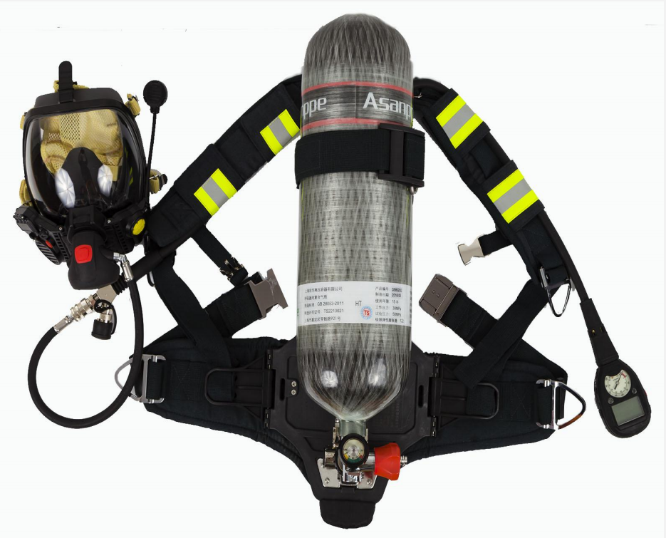 SCBA from China manufacturer