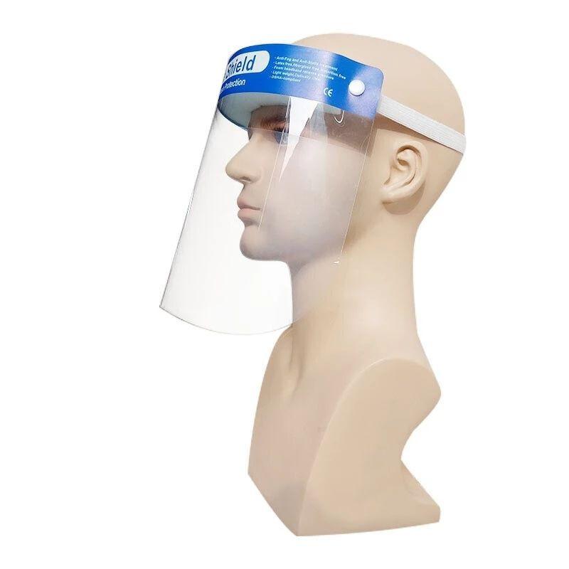 Disposable dental Medical protective anti-fog Face splash shield