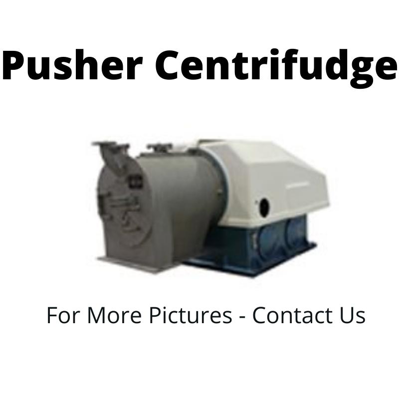 Pusher Centrifuge P-40