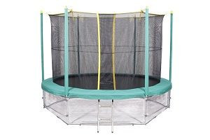 Import outdoor trampoline from China