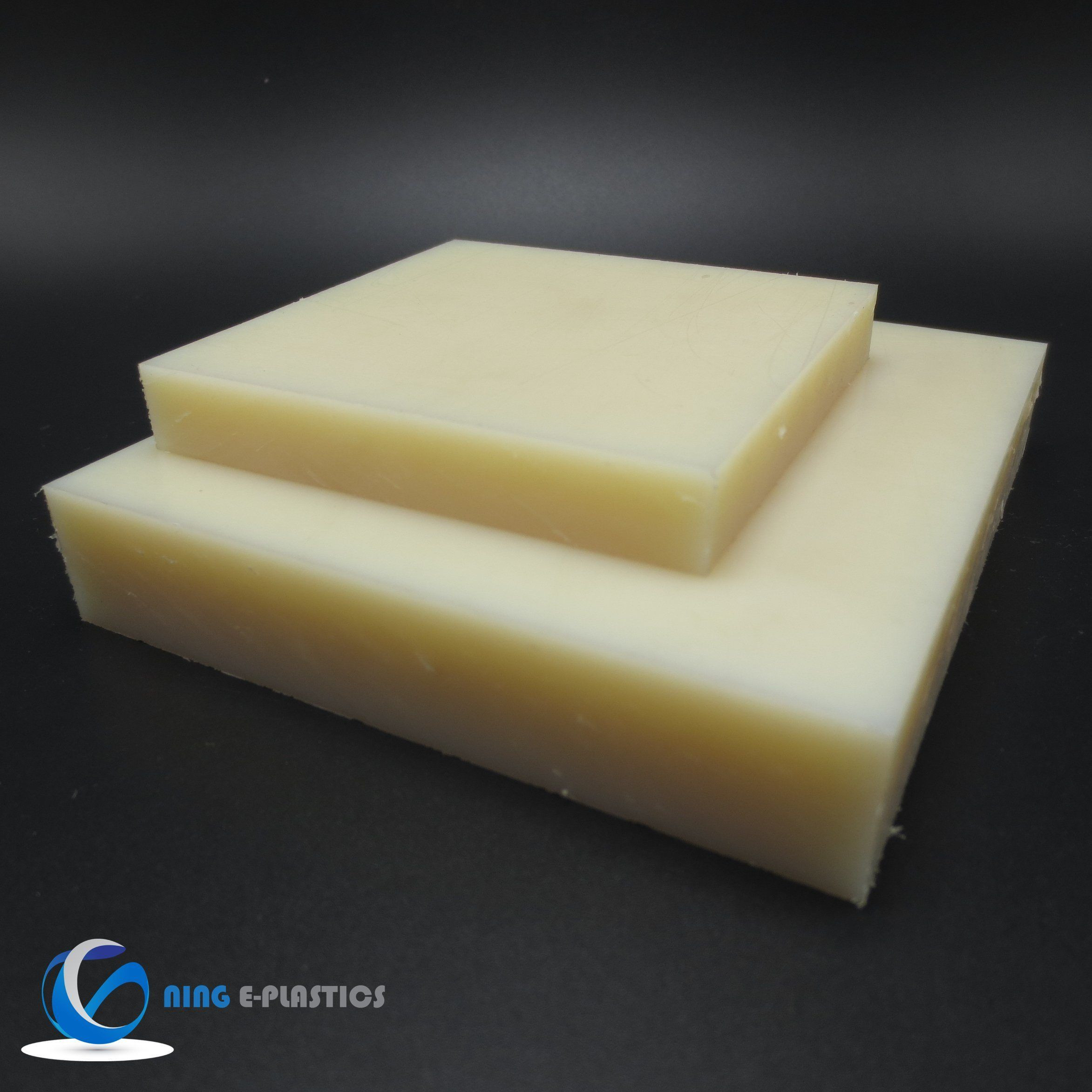 Cast Polyamide Sheet with Natural Colour