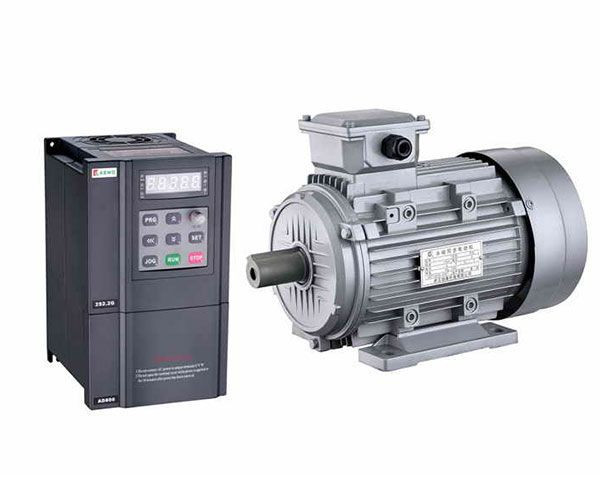 VARIABLE FREQUENCY DRIVE PERMANENT MAGNET BRUSHLESS MOTOR CONTROLLER