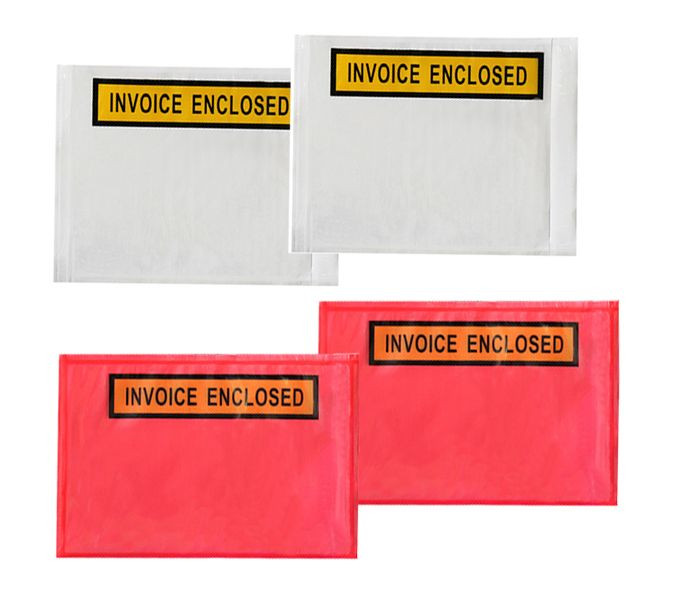 Invoice Enclosed Envelopes For Australia Standard Sizes