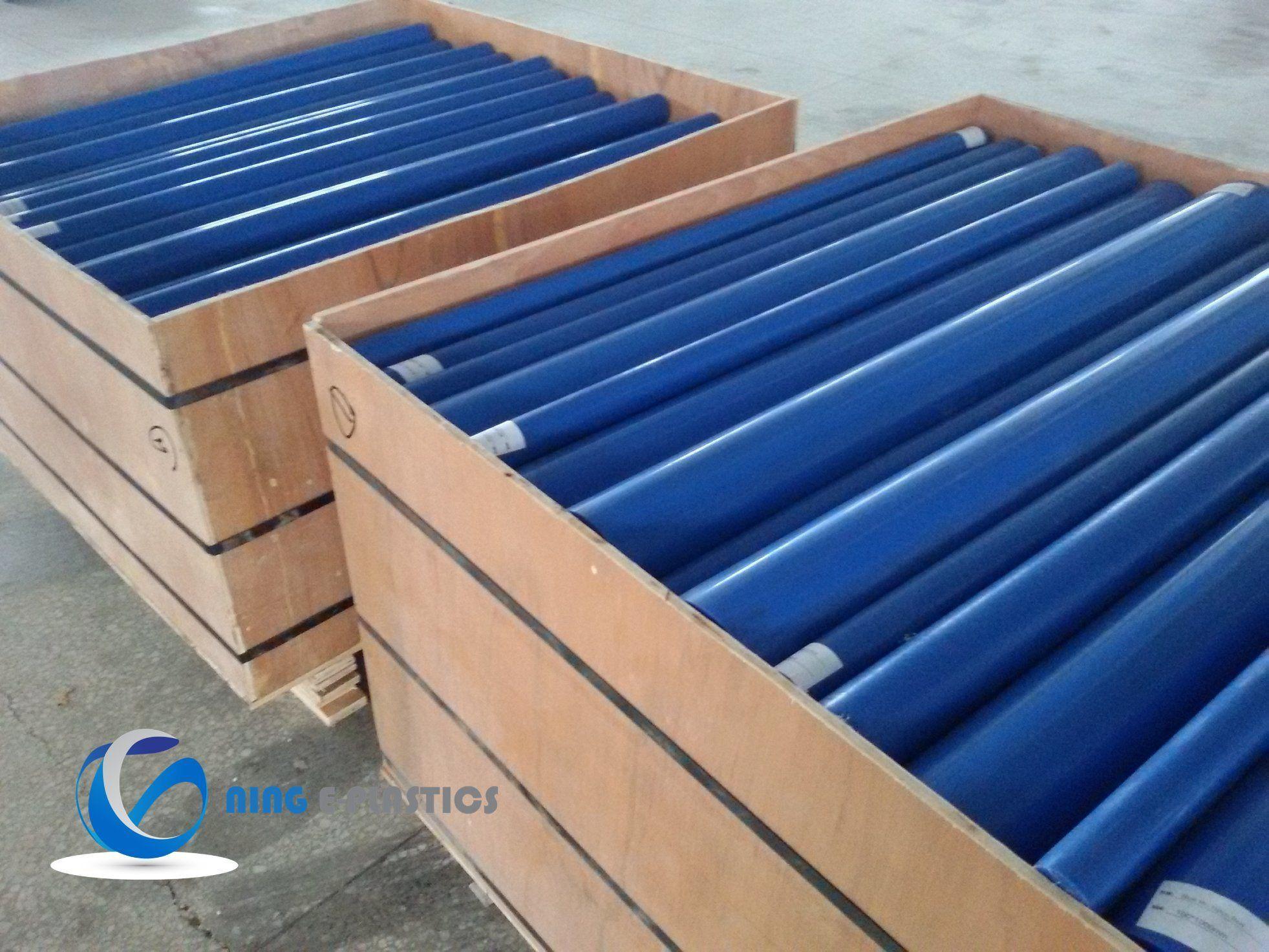 Blue Polyamide 6 Nylon Rod for Plastic Bearings