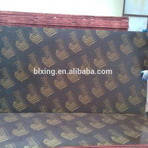 1220*2440*16mm finger joint core plywood sales for india for concrete formwork