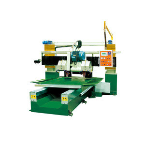 2017 new granite wire saw bridge type stone cutting machine