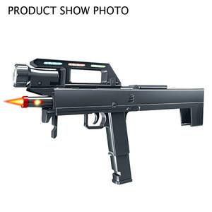 2018 new item transformed laser sounds and lights toy gun for kids