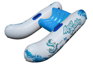 2018 Super cool air skis,inflatable sled,inflatable skis