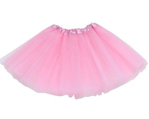 2018 Wholesale Newborn Infant Baby Girl professional 3 Layers kids Dance Ballet Tutu Tulle Skirt