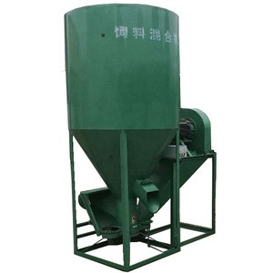 500-700kg Per Hour Animal Feed Mixing and Crushing Machine for Vertical Mixing Tank