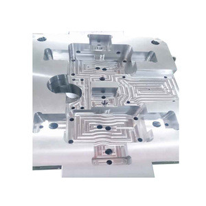 Aluminum die casting mould base