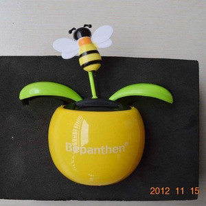 Apple flower with solar energy solar toy solar apple