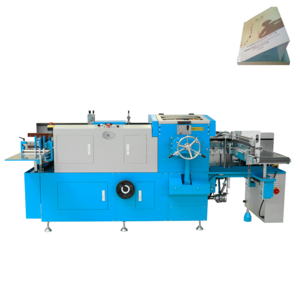 automatic post-press printing and finishing equipment