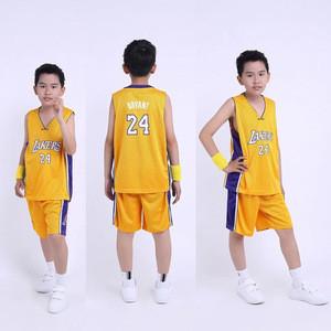 Basketball uniform custom sportswear custom children's kindergarten basketball uniform
