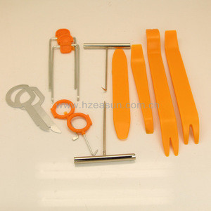 Car Audio Disassembly Tool Durable Plane Removal Tool Kit Tire Repair Water Dispenser Replacement Parts