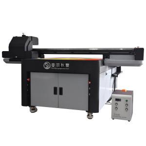 CF1016 Guangzhou Inkjet Printer Flatbed UV Digital Printing Machines cosmetics package