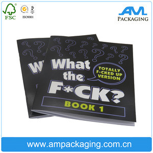 Cheap Custom Paper Printing for Manual leaflet Brochure Booklet Flyer and Magazine
