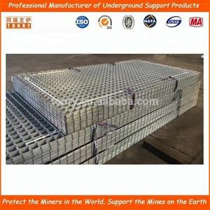 Copper mine underground support roof mesh 5.6mmx3200mmx2300mm Galvanized