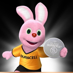 Duracell CR2032 Lithium Coin Cell Button Battery 3V/B