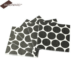 Factory cheap price bulk napkins for picnic