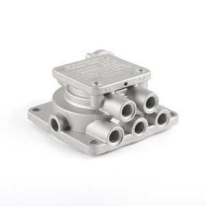 Factory Direct Sales Low Cost Names Car Casting Die Cast Upper Shell Iron Aluminum Auto Spare Other Engine Parts