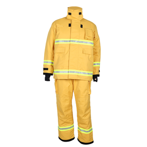 Fire safety suit firefighters uniforms for sale