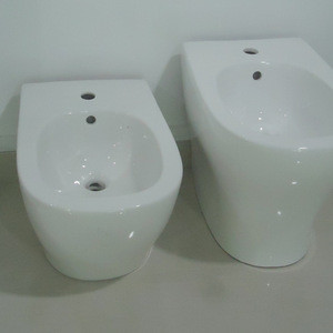 Floor  tile wc collection toiletery  BTWsanitary  bidet cold water public toilet pot short projection closet Shrouded bidets