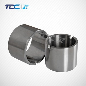 Good raw material oiles bushing corrosion resistance tungsten carbide shaft sleeve