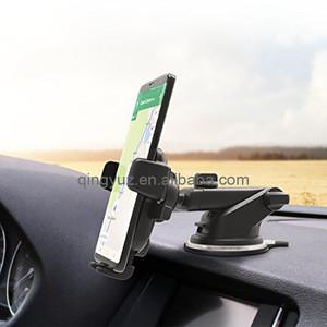 High Quality Car Mount 360 Rotating Adjustable Smartphone Car Holder,Long neck Cell Phone Holder For Car