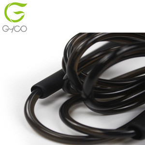 High Quality Rope Skipping jump rope Adjustable Cable Jump Rope