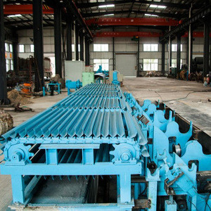 High quality steel bar making machine/wire rod/deformed rebar production line for building materials