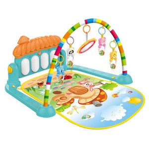 Hot Sale Baby Toys Educational Mat Baby Play Gym Mat Musical Mat Baby Toys with Piano
