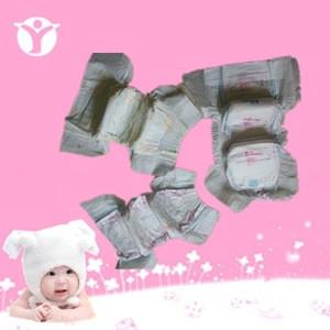 Hot sale super soft b grade baby diapers in turkey