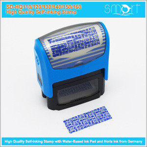ID Guard Self Inking Stamp