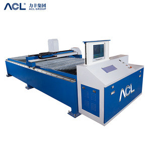 Industrial stainless steel plate table cnc plasma metal cutting machine