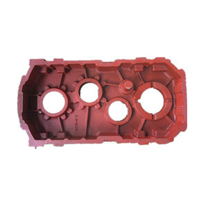 ISO ductile iron furan Resin Sand Gearbox Housing Castings