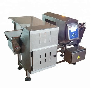 Metal Detector Solutions for Food Processing and Packaging Production Lines