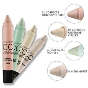 Miss Rose color corrector concealer to hide dark spots full cover concealer face highlight makeup highlighter pen
