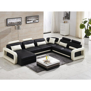 import modern sofa set 7 seater real