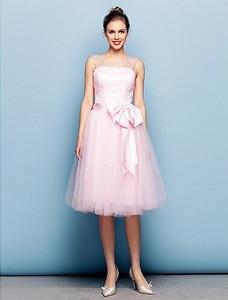 Mother and daughter dress ladies modern dresses pink ladies bridesmaid dress