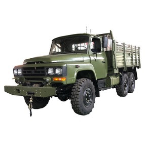 Off Road Dump Cargo Truck Brand Dongfeng, 170Hp to 210Hp