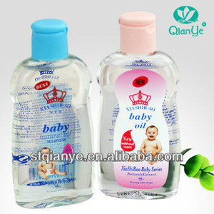 Oil products sunflower oil baby oil
