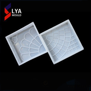 Plastic paver hard plastic injection molded case mold for paving