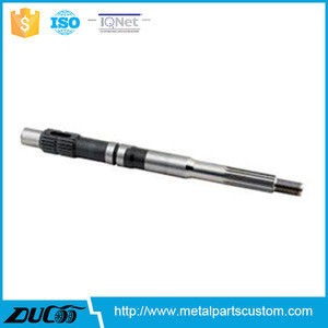 Reasonable Price High quality stainless steel marine propeller shaft with