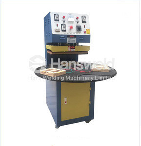 Rotary table PVC Blister Sealing Machine High speed packaging machine