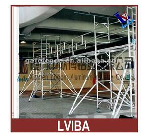 Scaffolding Trestle,Scaffold Ladder Bracket,Adjustable Scaffolding
