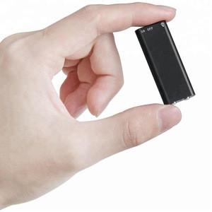 Small Mini pocket Audio voice Recording device Recorder