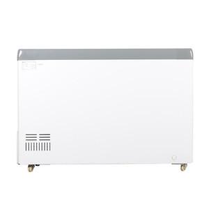 The Best Family Cooler or Commercial  Sliding Door Glass Chest Freezer